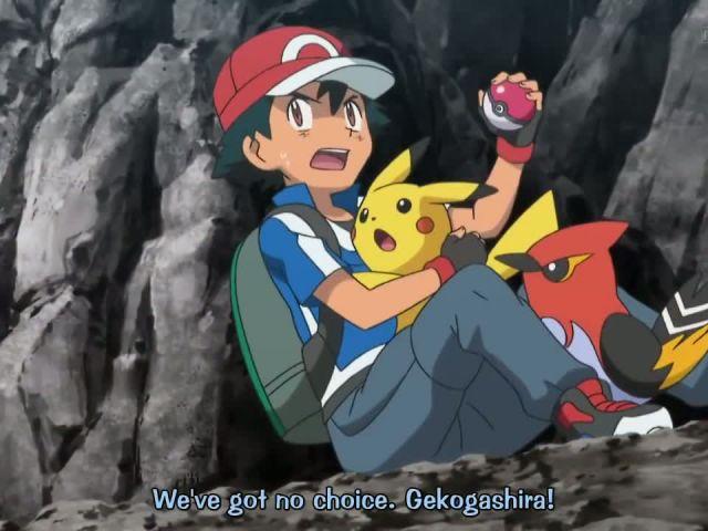 [Legendary encounter] Ash vs Moltres