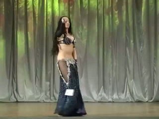Arabic Belly Dance