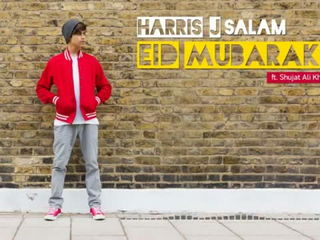 Harris J - Eid Mubarak Ft. Shujat Ali Khan - Official Audio