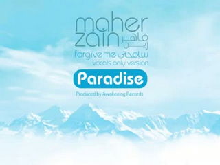 Maher Zain - Paradise (Acapella - Vocals Only) - Official Audio