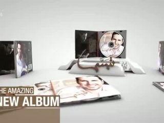 كُرتِس - إعلان ألبوم تبسم - Mesut Kurtis - Tabassam Album Advert