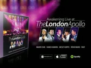 Maher Zain - I Love You So - Awakening Live At The London Apollo