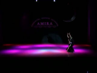 Hot Vintage Oriental Belly Dance by Amira Abdi