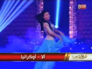 Alla Kushnir and Ka'ab El Ghazal The Belly Dancer Cairo