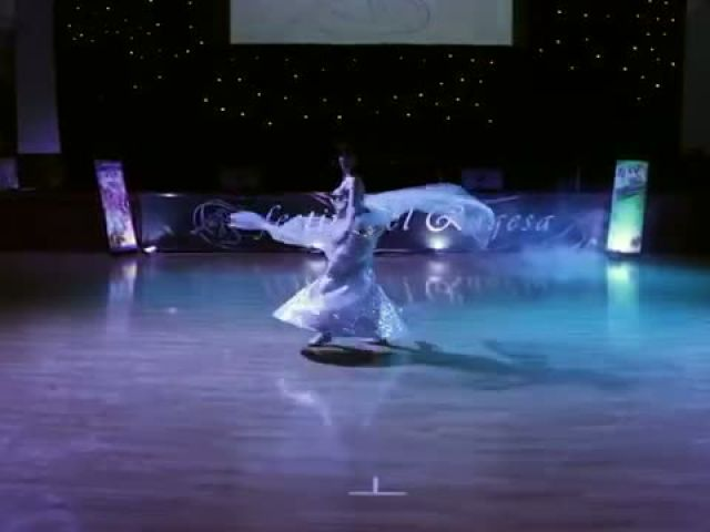 Shahrzad Belly Dance Solo Tabla