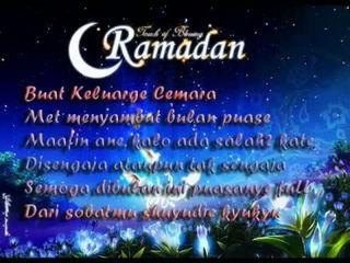 Ramadhan tiba Opick