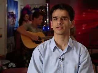Kashif on America's Got Talent in Chicago