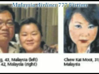 TRIBUTE TO FLIGHT MH17 VICTIMS #RIPMH17