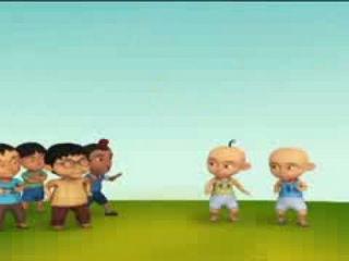 Upin & Ipin 2012 Musim 6 (Hari Misteri)