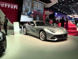 Ferrari 458 Speciale A - Unveiling at the Mondial de l Aut