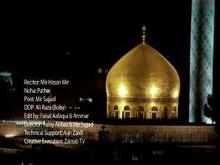 Pathar - Mir Hasan Mir - New Nohay 2014-2015 mpeg4