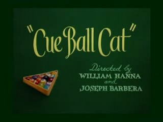 Tom and Jerry Cue Ball Cat 1950 - KidsTv.pk mpeg4