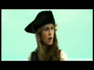 Pirates of the Caribbean- Three Way Sword Fight-Big Wheel