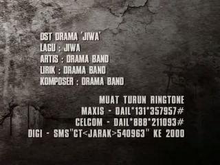 Drama Band-Jiwa