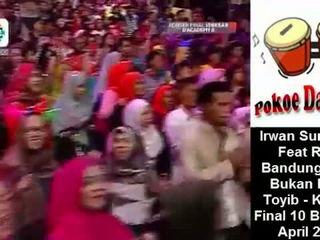 Irwan Sumenep ft Reza-Bang Toyib