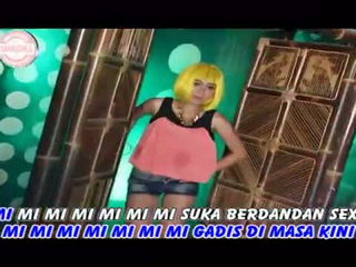 Mi Mi Gadis Hot (Official Video HD)