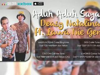 Deasy Natalina feat Lawa Nie Geng Aduh Aduh Sayang Official Lyric Video YouTube