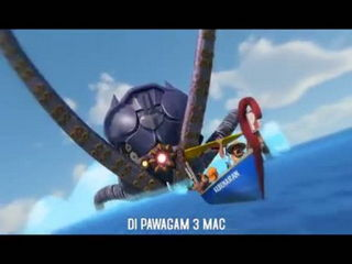 BOBOIBOY THE MOVIE - TV PROMO 1