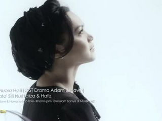Hafiz & Dato' Siti Nurhaliza - Muara Hati (OST Adam & Hawa)