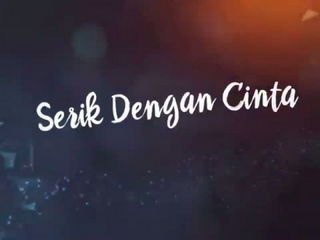 Juzzthin - Serik Dengan Cinta (feat. Maya Karin) [OFFICIAL LYRIC VIDEO]