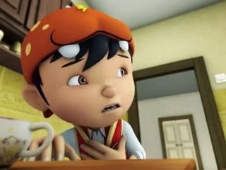 BoBoiBoy Musim 3 Episod 13- Adu Du Kembali Jahat