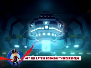 BoBoiBoy Musim 3 Episod 15- Misteri Penjenayah Api (With English Subtitle)