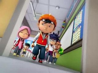 BoBoiBoy Musim 3 Episod 17- BoBoiBot Bersedia