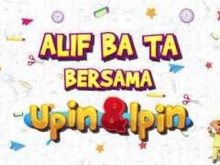 Alif Ba Ta bersama Upin & Ipin