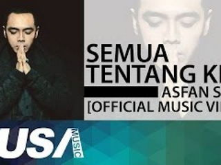 Asfan Shah - Semua Tentang Kita [Official Music Video] OST Akulah Balqis