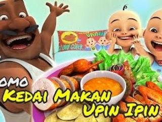 Promo Upin & Ipin Musim 9 - Kedai Makan Upin & Ipin