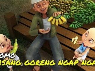 Promo Upin & Ipin Musim 10 - Pisang Goreng Ngap Ngap!