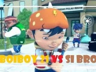 #BoBoiBoy 3 Episode 21 : Ada Musuh baru Bro...