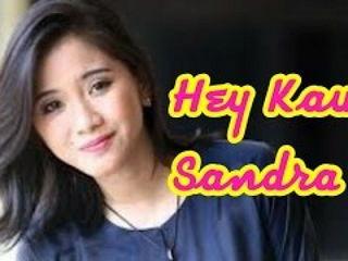 Hey Kau-SANDRA- OST Cik Cinderella & Encik Tengku
