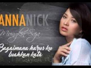 JANNA NICK Mungkin Saja Lyrics Video