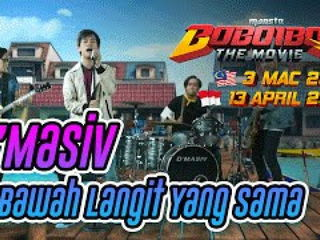 BoBoiBoy The Movie OST: - Dibawah Langit Yang Sama