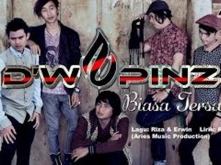 D'wapinz Band - Biasa Tersakiti (Official Lirik Video)
