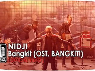 NIDJI - Bangkit (OST. BANGKIT!) Official Video