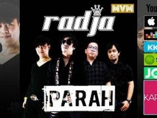 Radja - Parah (Official Lyrics Video)