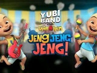 Yubi Band feat. Upin & Ipin - Jeng Jeng Jeng!