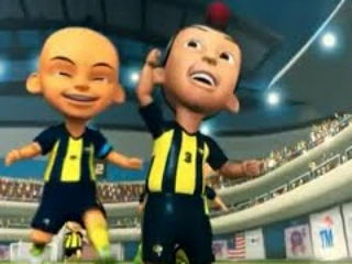 Upin dan Ipin 2016 - Main Sepak Bola Tournament