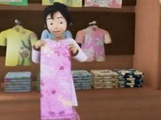 Upin & Ipin 2016 - Beli Baju Batik Beli Pakai Suka