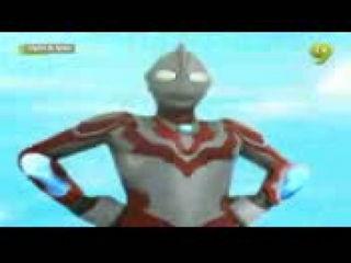 Upin & Ipin 2016 - Berubah Menjadi Super Hero Ultraman Ribut