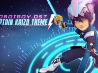 BoBoiBoy OST: Captain Kaizo's Theme