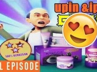 Upin Ipin 2016 - Atok Membuat Ice Cream Enak