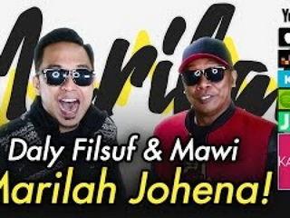 Daly Filsuf & Mawi - Marilah Johena (Lyrics Video)