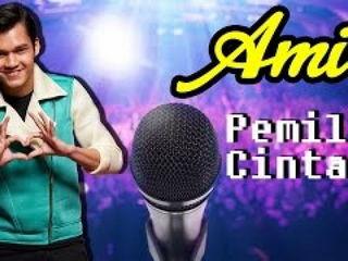 Amir AF2016 - Pemilik Cinta (Lirik Video)
