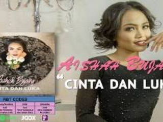 Aishah Bujang - Cinta Dan Luka (Official Lyric Video)