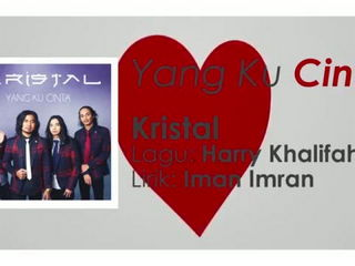 Kristal - Yang Ku Cinta (Lyric Video)