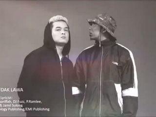 Lawa Nie Geng (LNG) - Joget Budak Lawa (Lyric Video)