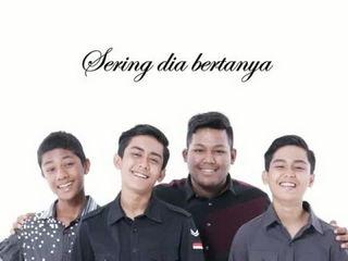 Putera Band - Rebahku Tanpamu (Lyric Video)